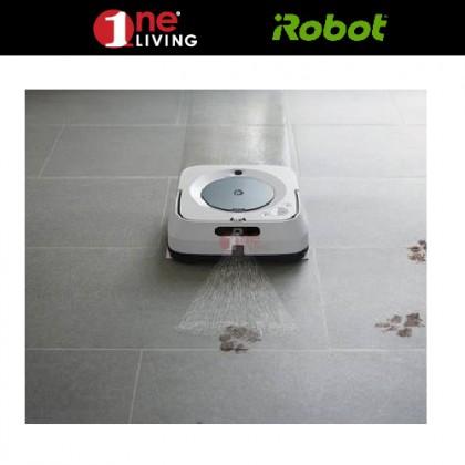 iRobot Braava Jet M6 Robot Vacuum Cleaner (Ship by iRobot)