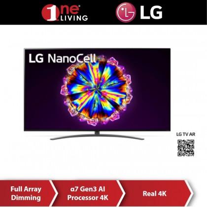 LG Nano91 86 inch 4K NanoCell TV 86NANO91TNA