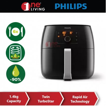 Philips Avance Collection Airfryer XXL HD9654 (HD9654/99)
