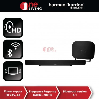 Harman Kardon Omni Bar+ Sound Bar & Subwoofer