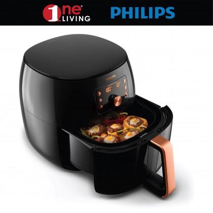 Philips 7.3L Premium Airfryer XXL HD9860 (HD9860/99) (Free Stainless Steel Cutlery Set)