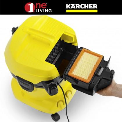 Karcher Multi-Purpose Vacuum Cleaner WD4