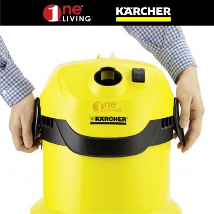 Karcher Multi-Purpose Vacuum Cleaner WD2  Cartridge Filter Kit