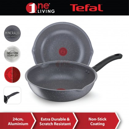 Tefal Cookware Cook Healthy Deep Frypan 24cm G13484