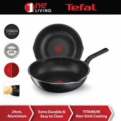 Tefal Everyday Deep Frypan 24cm C57384