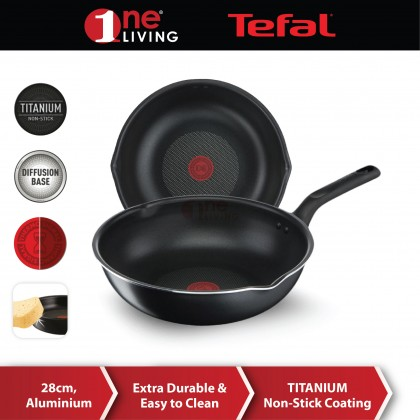 Tefal Everyday Deep Frypan 28cm C57386