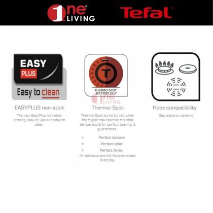 Tefal  Easy Cook FryPan 26cm (Red) B17205
