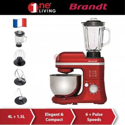 France Brandt Cake Stand Mixer KM650BR
