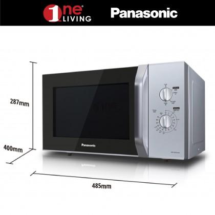 Panasonic 25L Straight Microwave Oven NN-SM33HMMPQ