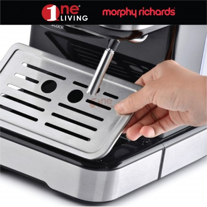 Morphy Richards 3 in 1 Espresso Machine 172EM1