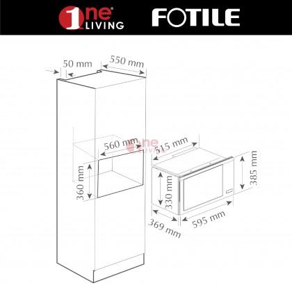 Fotile Microwave Oven HW25800K-C2GT