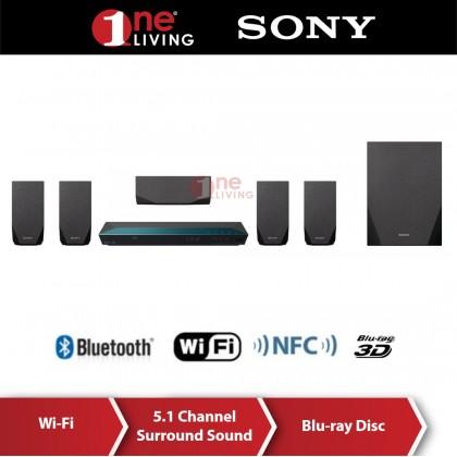 Sony Home Theater Blu-ray Home Cinema System with Bluetooth BDV-E2100